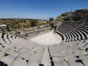 Umm Qais Amfitheater