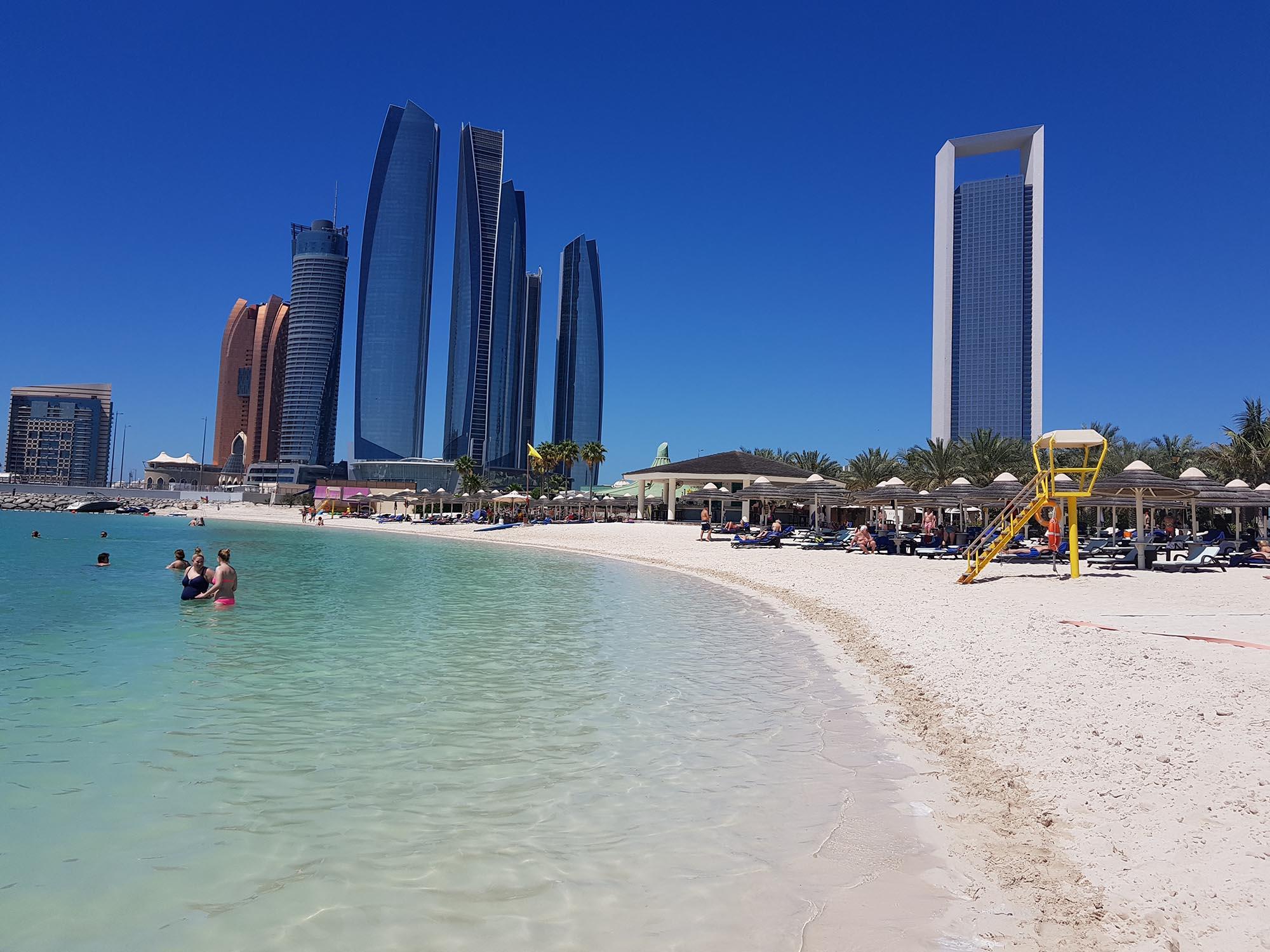 Strandvakantie Abu Dhabi