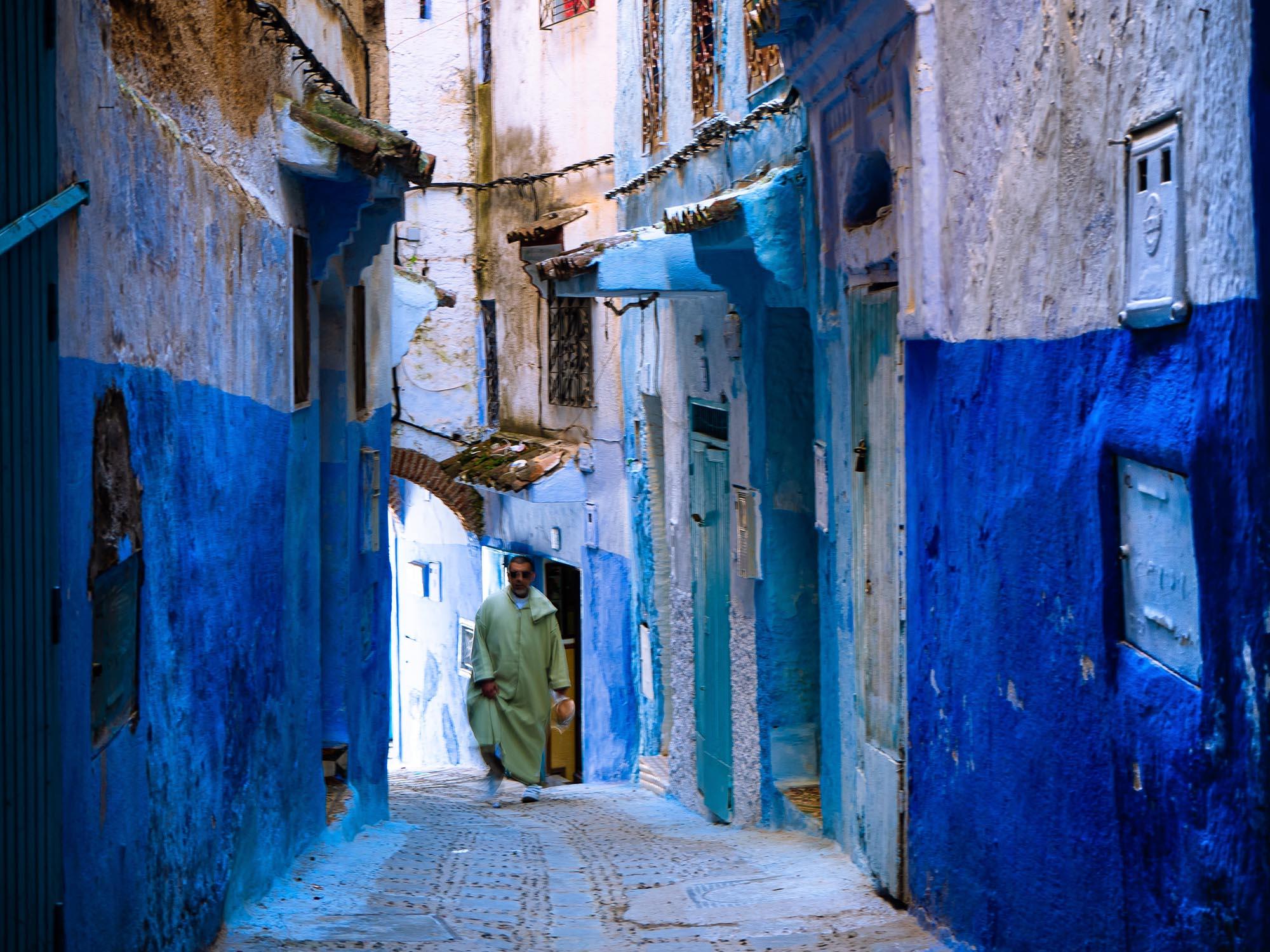 Blauwe Medina Van Chefchaouen