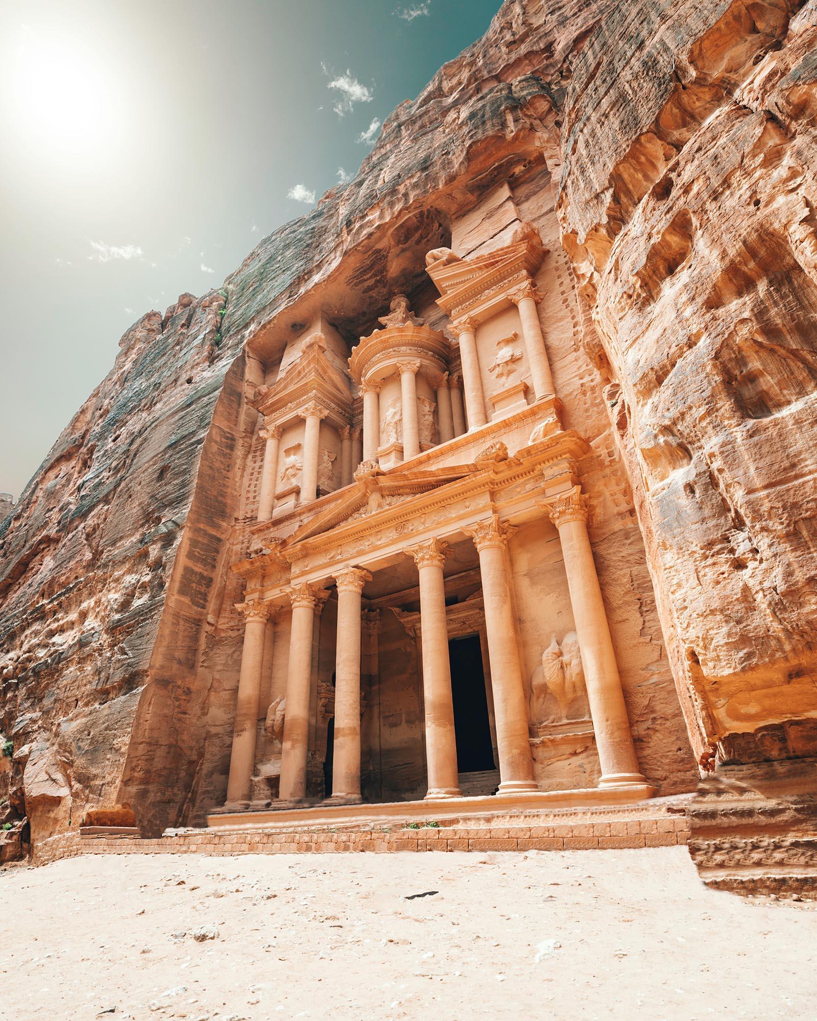 Vijf redenen waarom jij mee moet op groepsreis naar Jordanië!