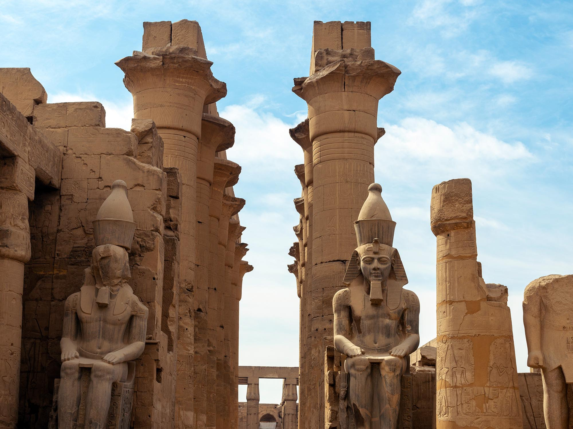 Hoogtepunten van Egypte met Nijlcruise