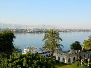 Egypte Luxor Nijlcruise