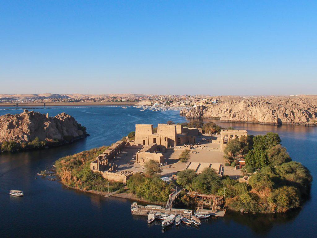 Egypte Nijlcruise Philae Eiland