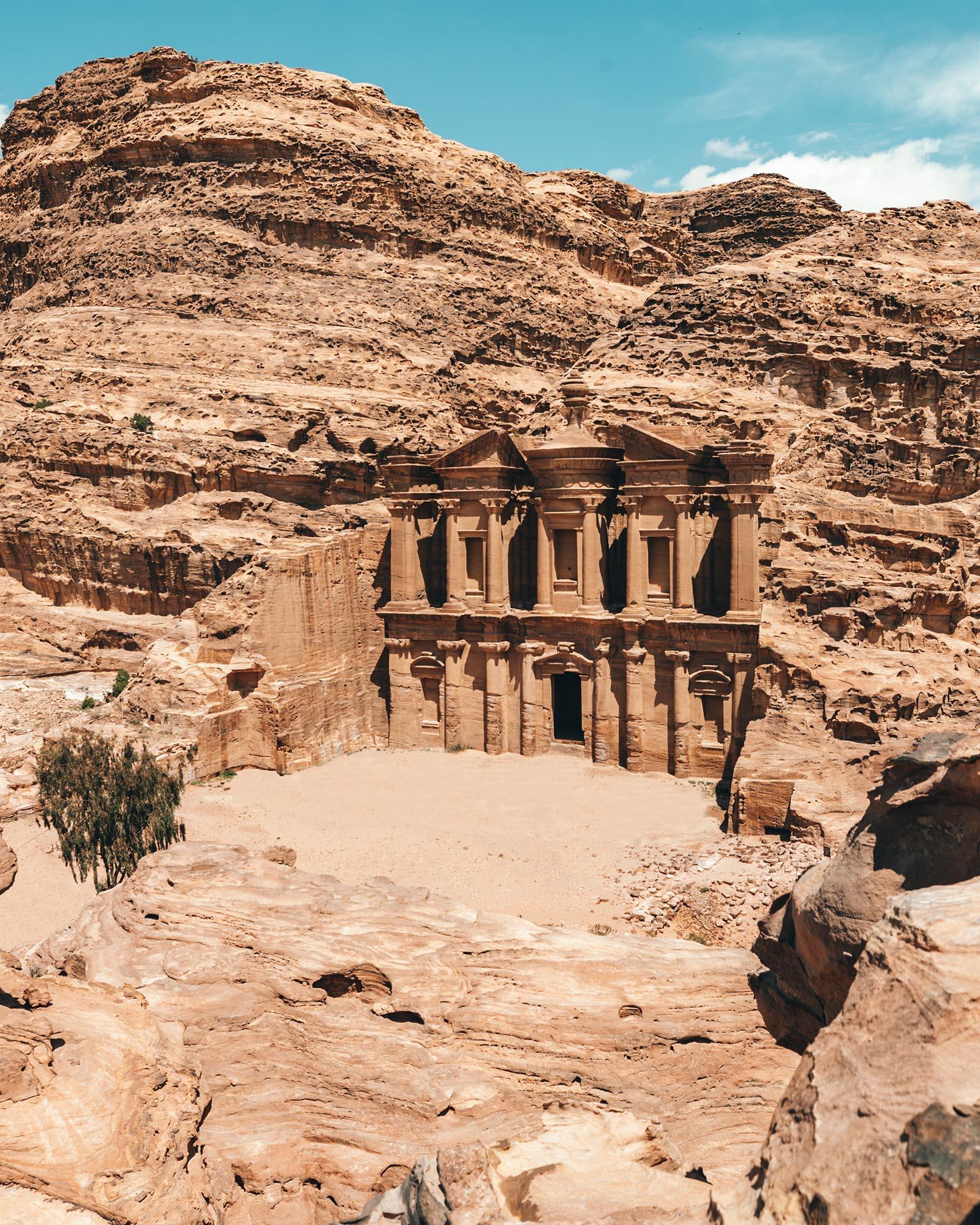 Jordanië & Israël | individuele rondreis