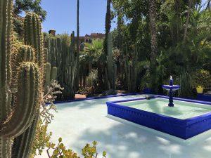 Marrakech Majorelletuin Yves Saint Laurant