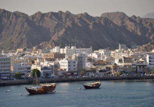 Muscat Haven Witte Huizen