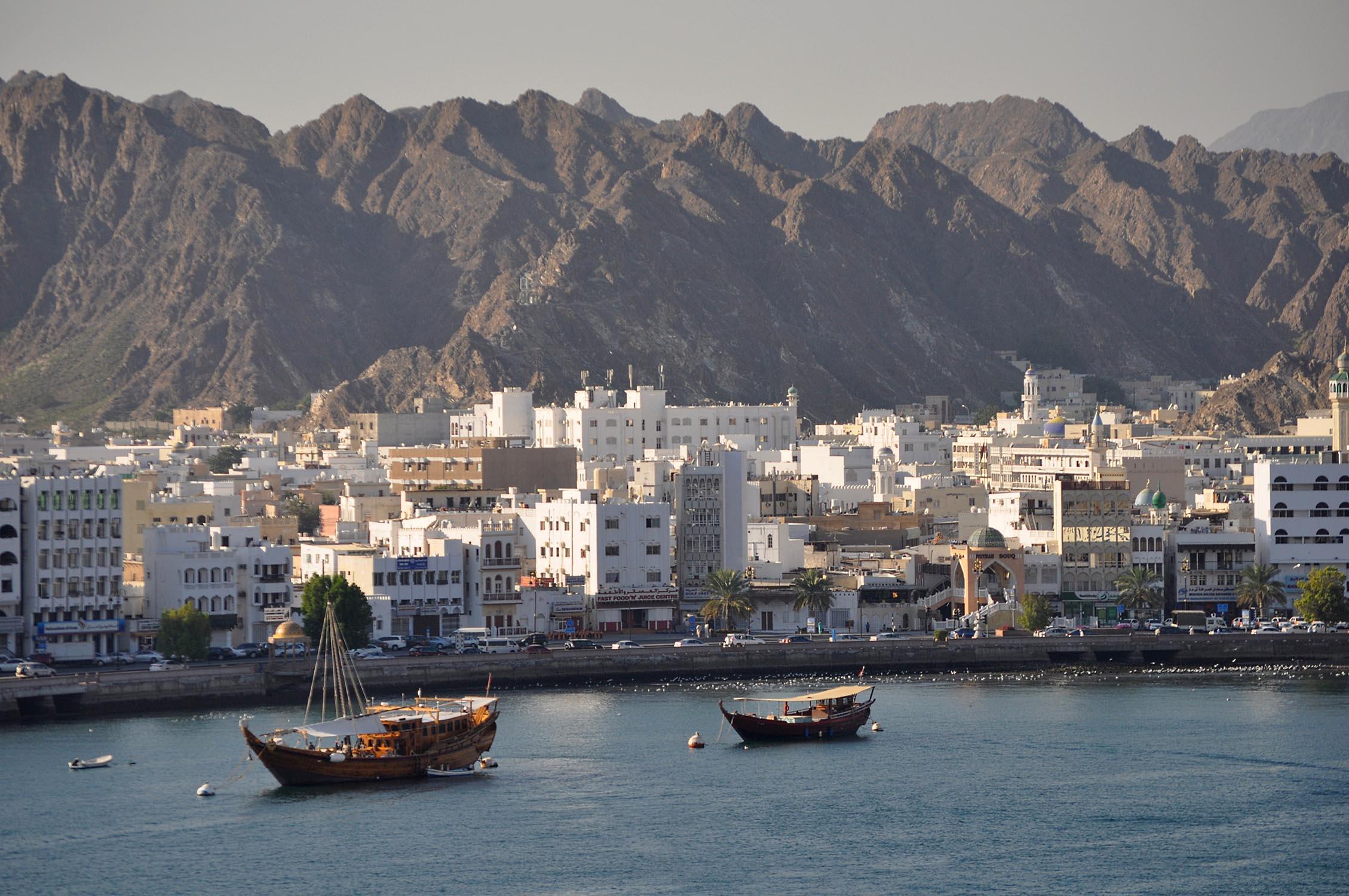 Rondreis Oman & Qatar