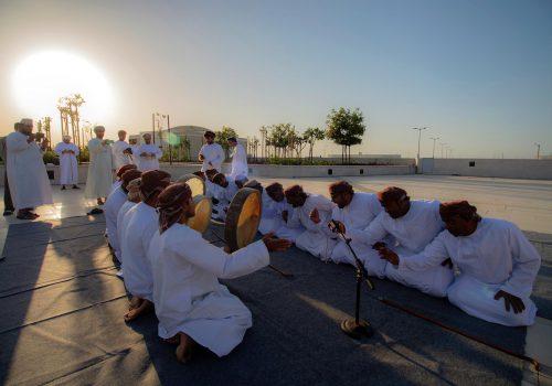 Omani Maken Muziek