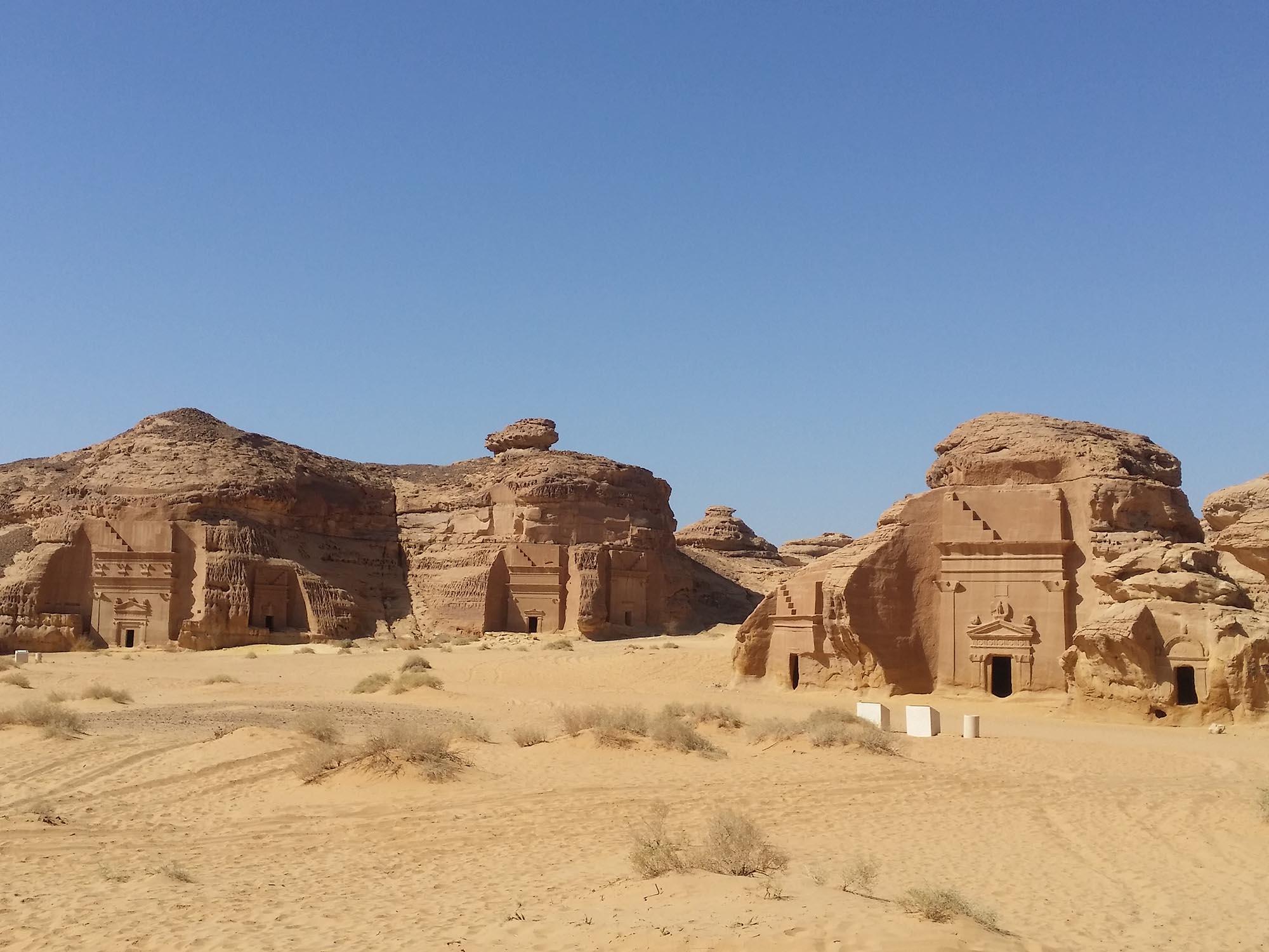 Saoedi-Arabië verwelkomt reizigers!