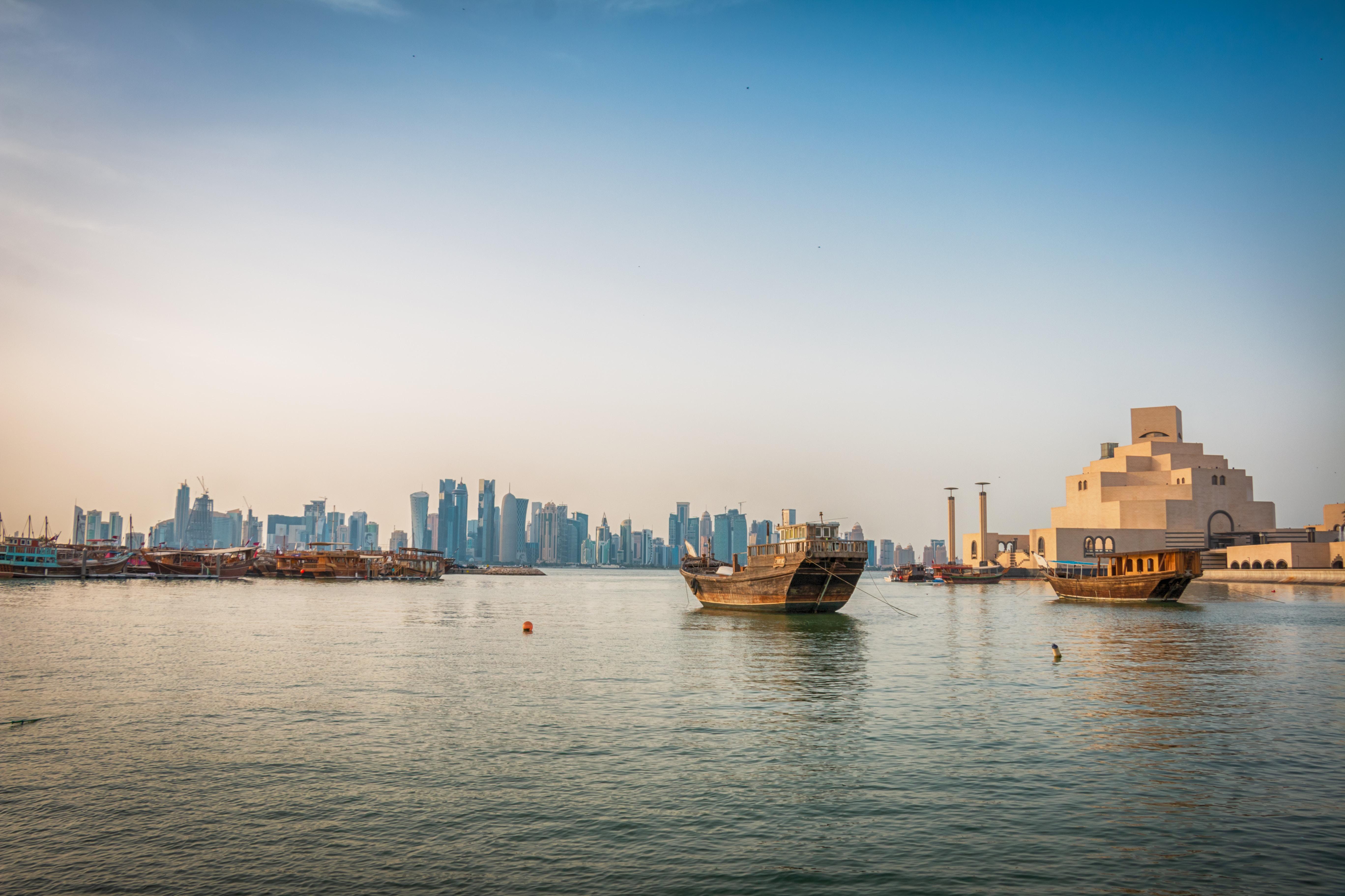 Hoogtepunten van Doha