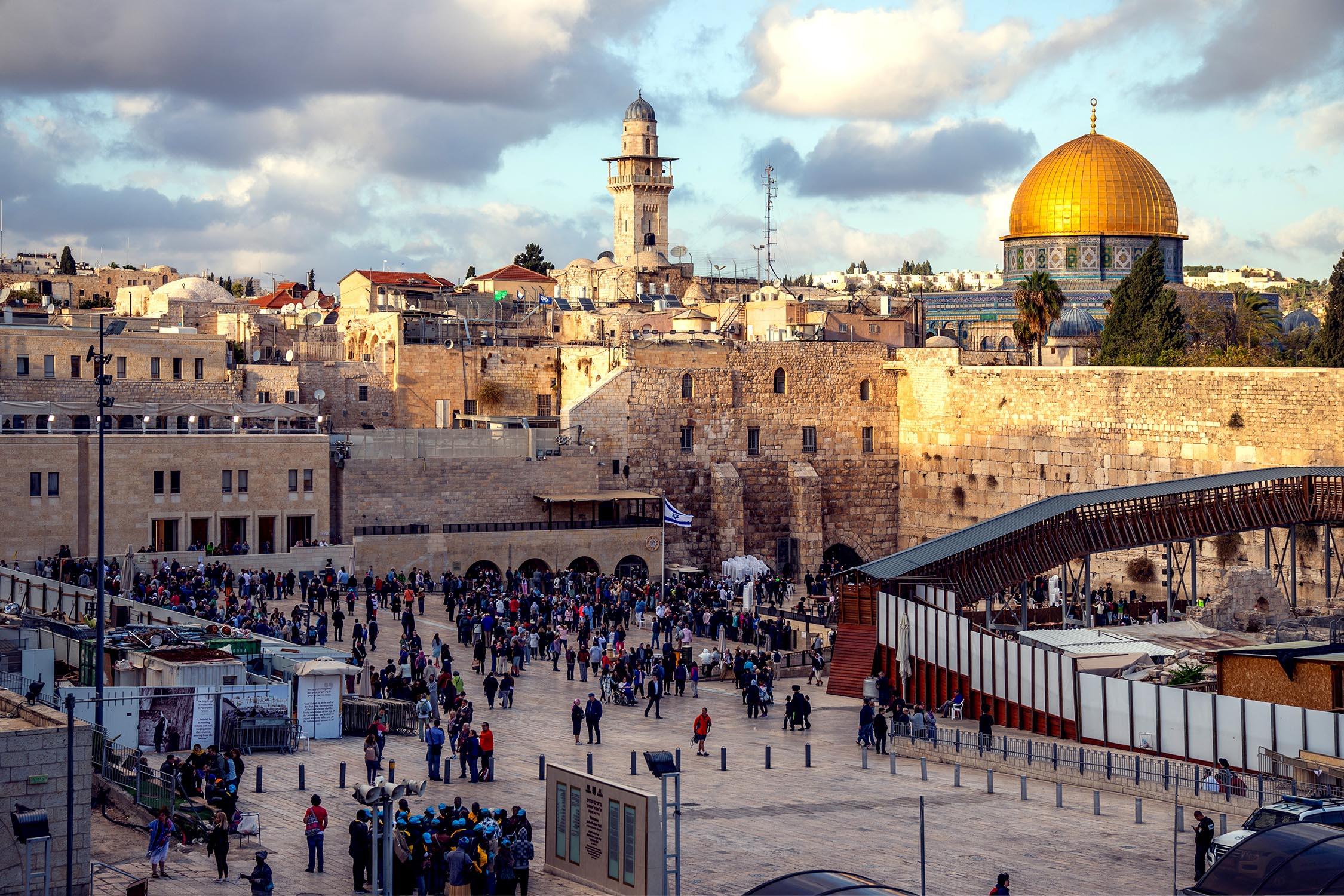 Compleet Israël & Jordanië