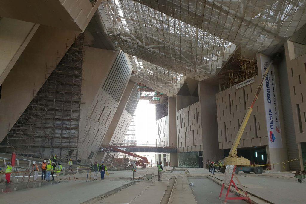 Het museum dat medio 2021 te bewonderen is