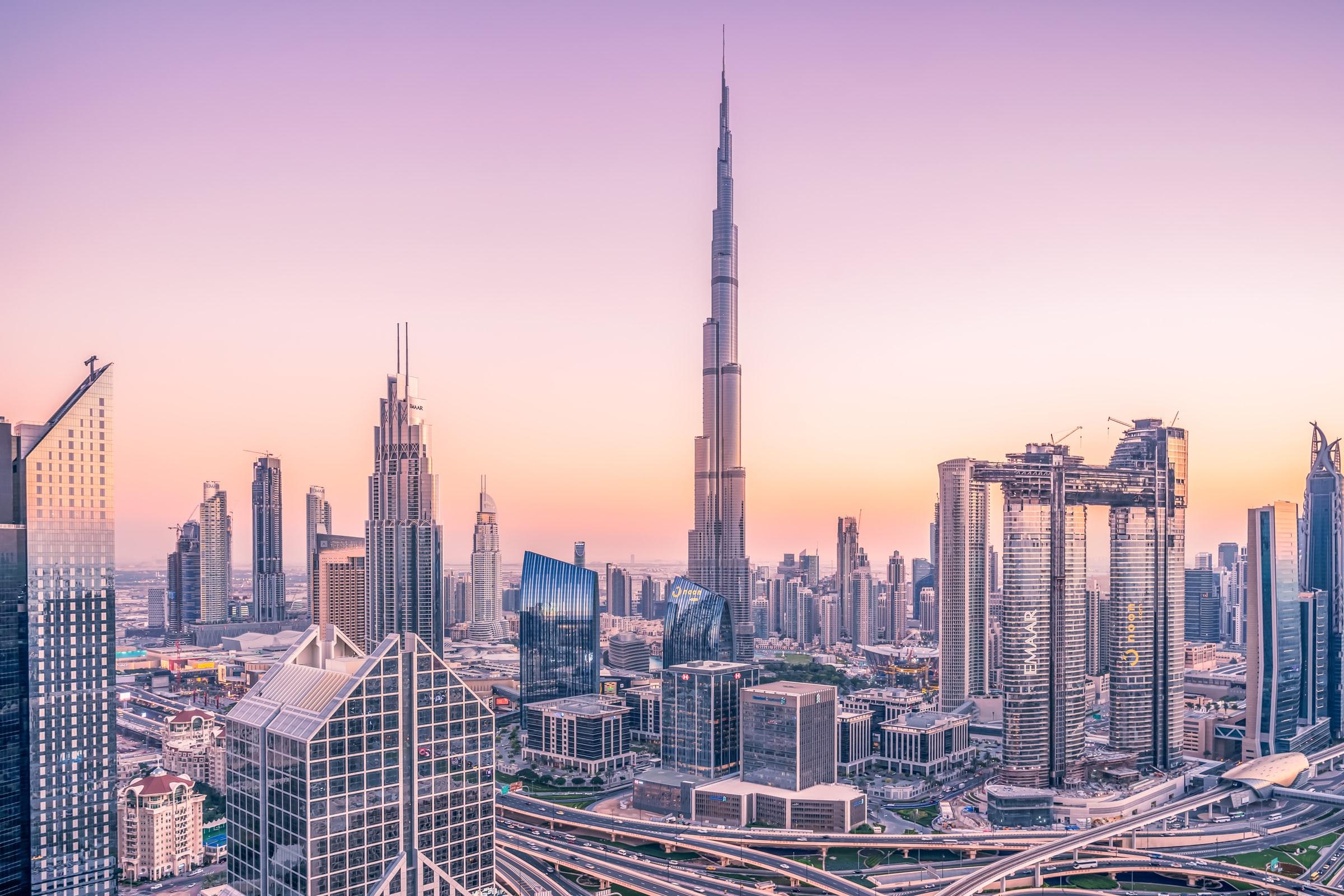 Vijf redenen waarom je eens naar Dubai moet gaan