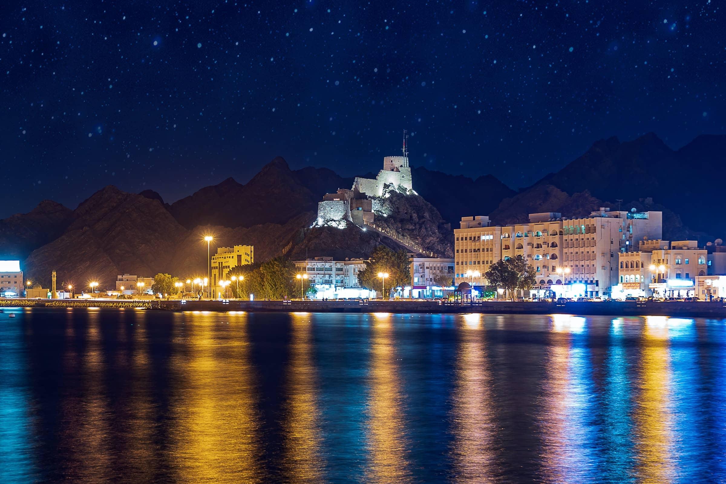 Luxe Avontuur in Oman & Dubai