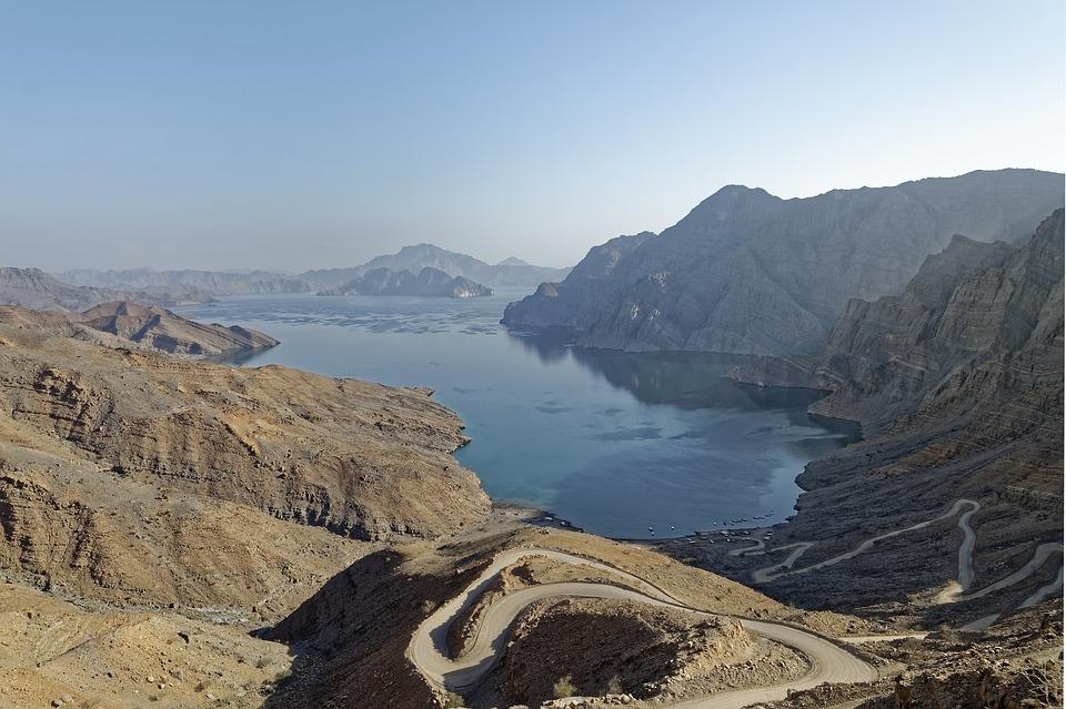 Het schiereiland Musandam kent vele mooie uitzichten