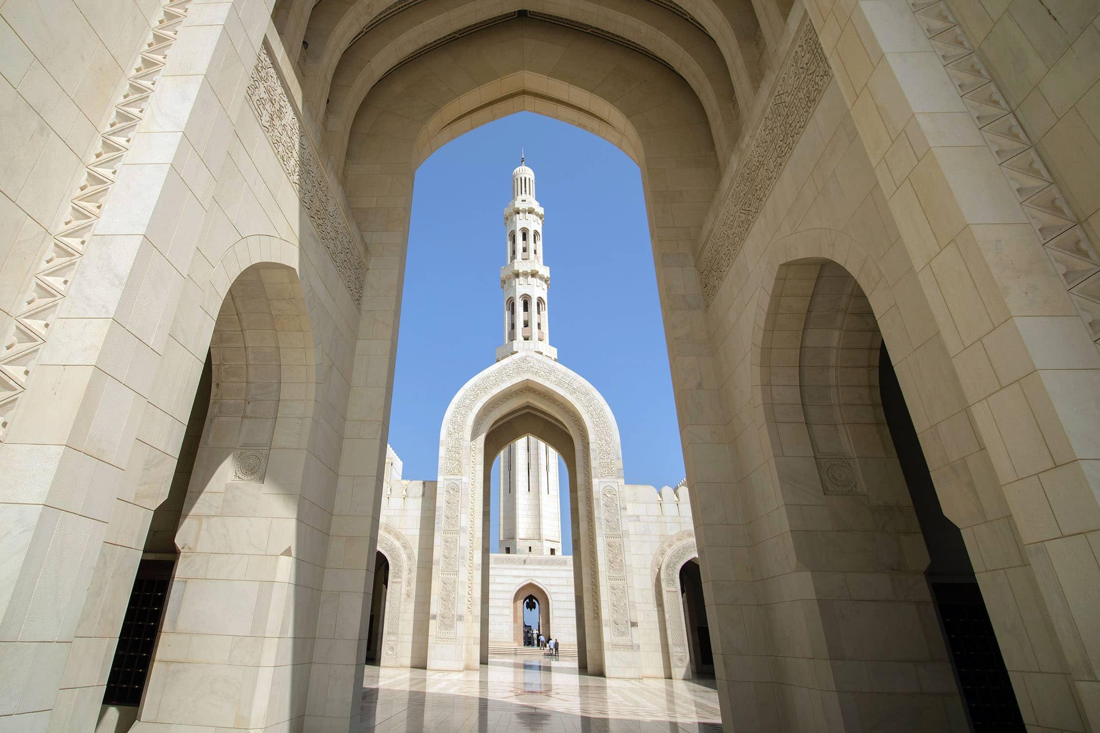 Reizigers weer welkom in Oman