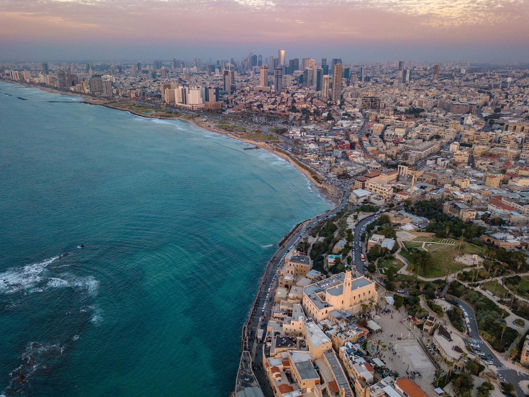 Stedentrips naar het Midden-Oosten