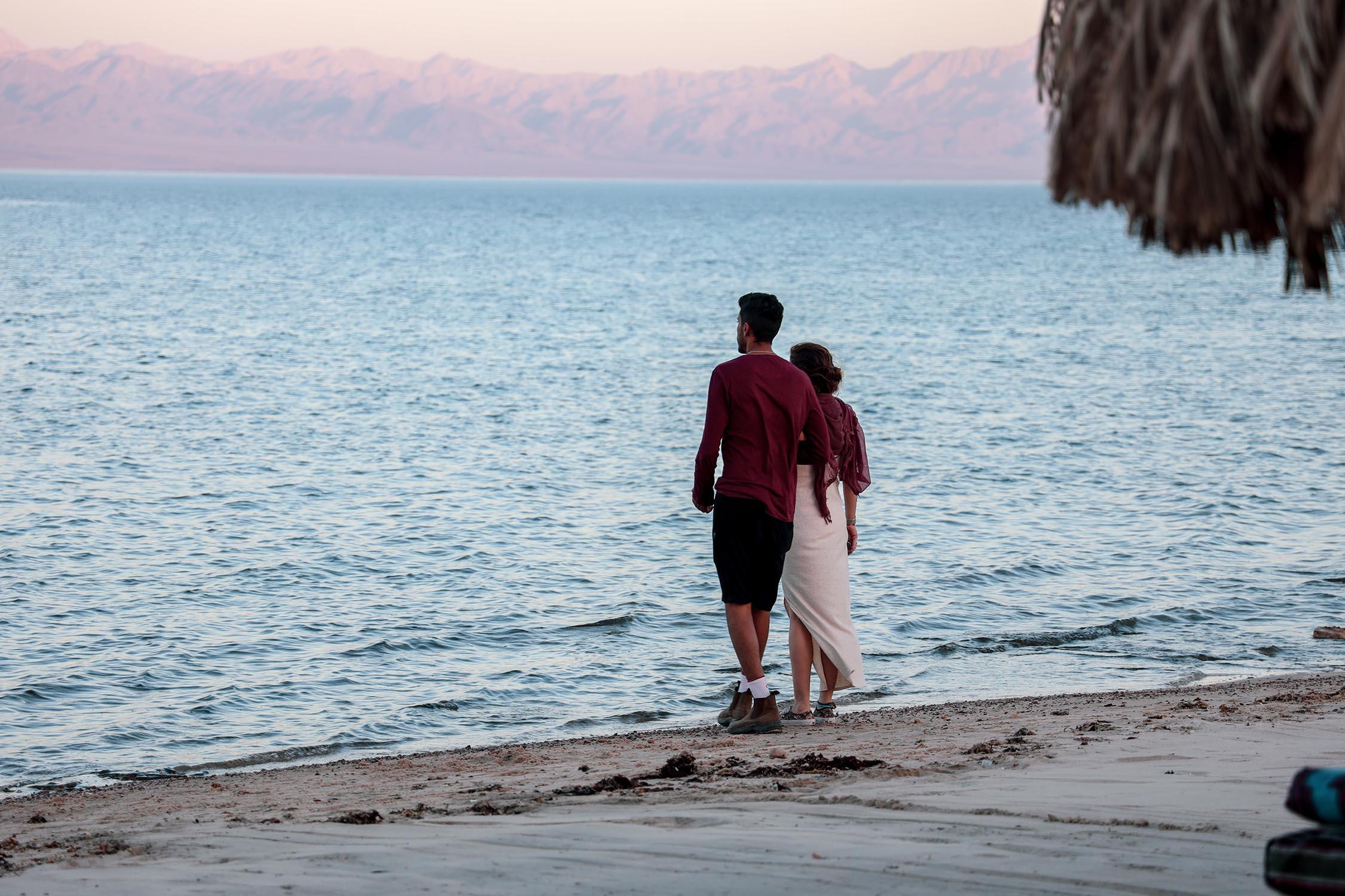 Huwelijksreizen naar het Midden-Oosten